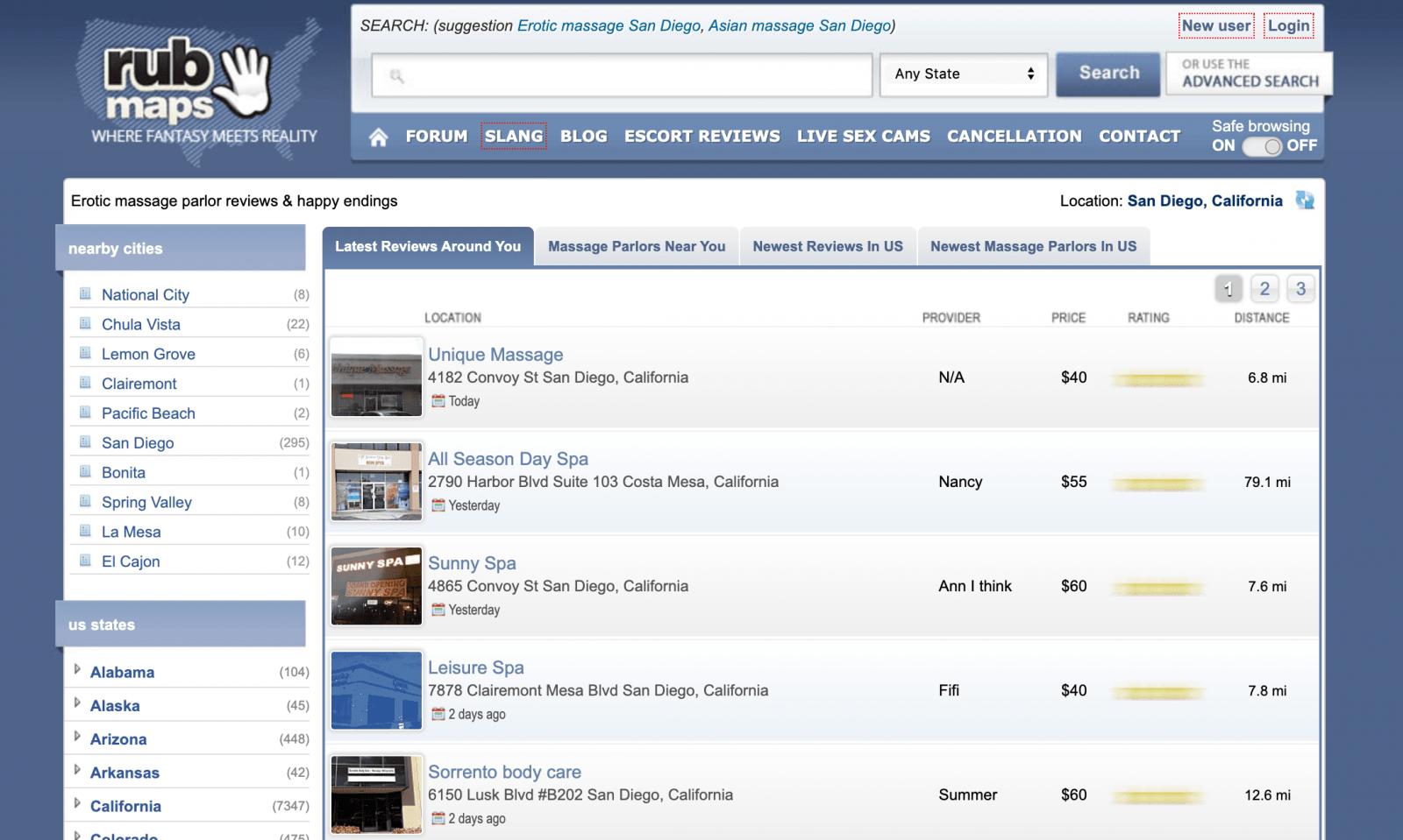 Best 20+ Escort Sites & Backpage Alternatives (2020) 37