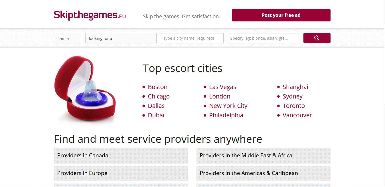 Best 20+ Escort Sites & Backpage Alternatives (2020) 31